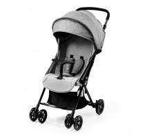 Lite Up gray walking stroller