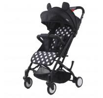 A8 Mickey Black stroller
