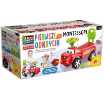 Montessori toy car My first discoveries