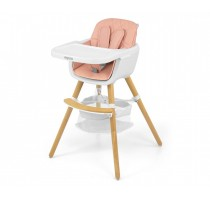 2in1 Espoo Pink chair for feeding