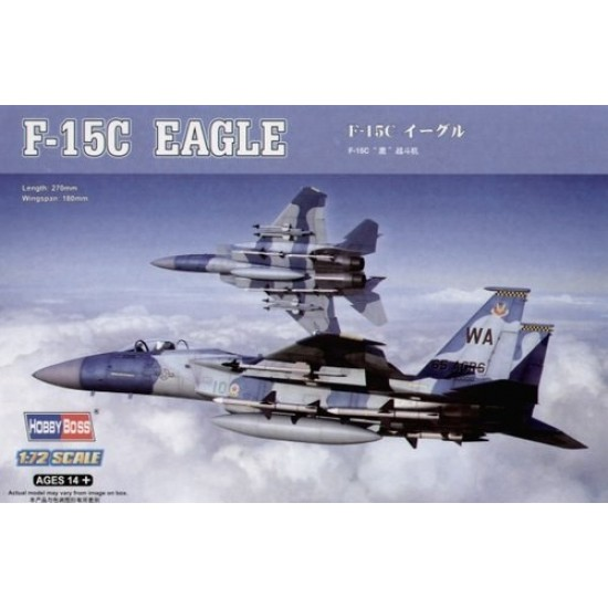 HOBBY BOSS F-15C Eagle