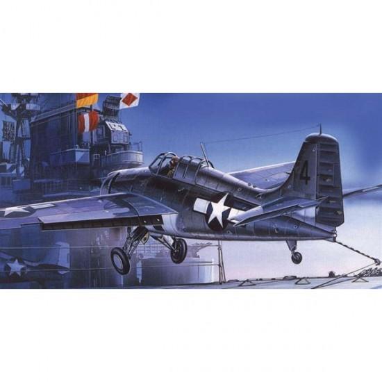 ACADEMY Wildcat F4F-4