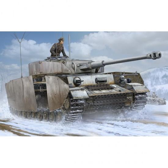 German Pz.Beob.Wg. IV Ausf.J