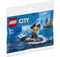 City blocks 30567 Police jet ski