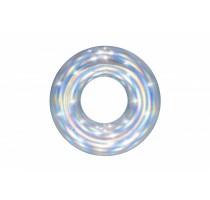 Iridescent swimming ring 107cm