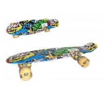 Skateboard 55x15 cm