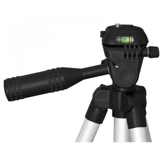 Esperanza CEDAR tripod Action camera 3 leg(s) Black,Stainless steel