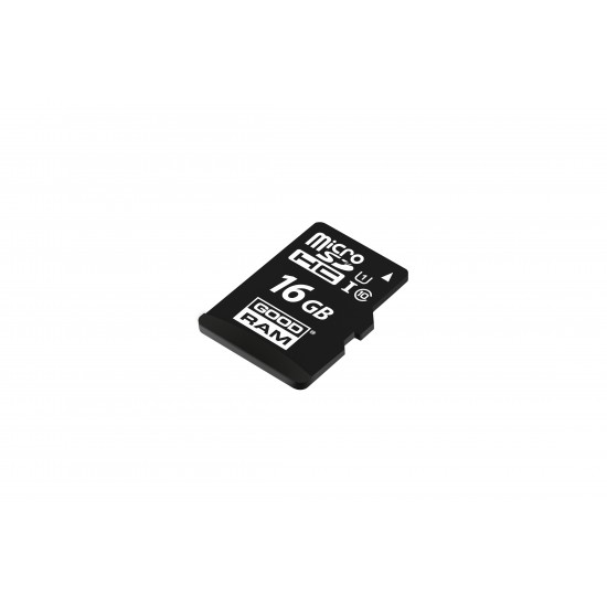 Goodram M1AA-0160R12 memory card 16 GB MicroSDHC Class 10 UHS-I