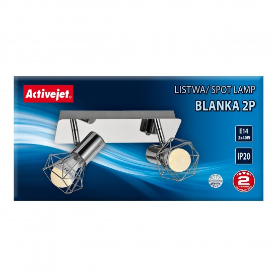 Activejet AJE-BLANKA 2P ceiling lamp