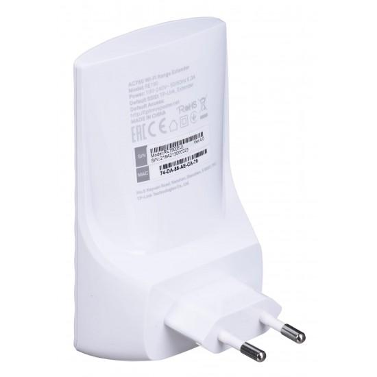 TP-LINK RE190 network extender White