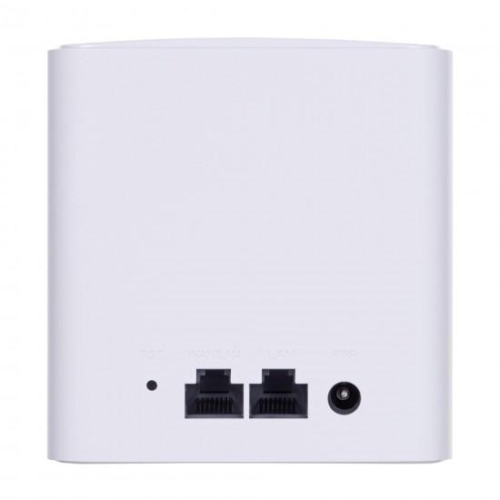 Tenda Nova MW5 wireless router Dual-band (2.4 GHz / 5 GHz) Gigabit Ethernet White