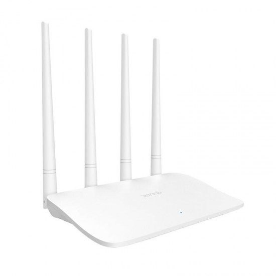 Tenda F6 wireless router Single-band (2.4 GHz) Fast Ethernet White