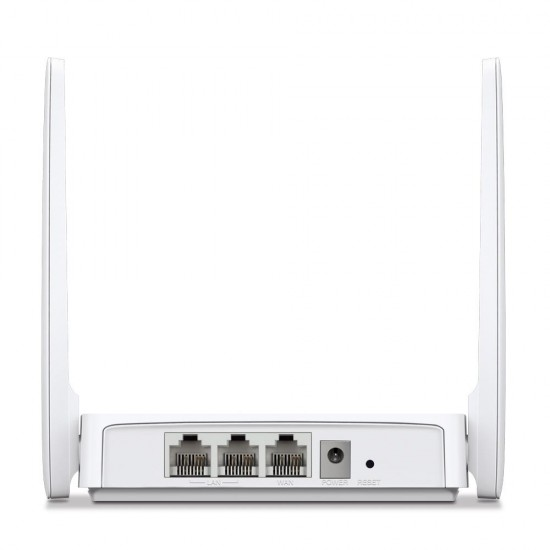 Mercusys MW302R wireless router Single-band (2.4 GHz) Ethernet White