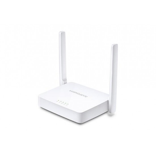 Mercusys MW300D wireless router Single-band (2.4 GHz) Ethernet White