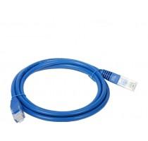 Alantec KKU5NIE1 networking cable 1 m Cat5e U/UTP (UTP) Blue