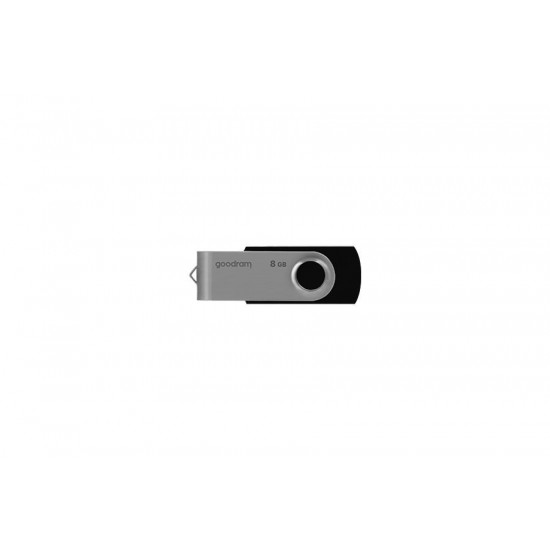 Goodram UTS3 USB flash drive 8 GB USB Type-A 3.2 Gen 1 (3.1 Gen 1) Black