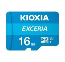 Kioxia Exceria memory card 16 GB MicroSDHC Class 10 UHS-I