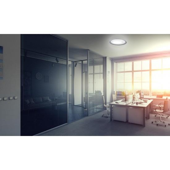 Activejet plafond LED AJE-FOCUS Grey + remote control