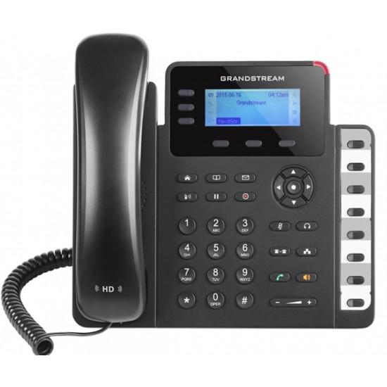 Grandstream Networks GXP1630 IP phone Black, Grey Wired handset LCD 3 lines