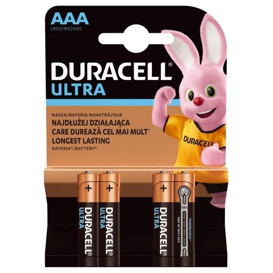 Duracell LR03 4-BL Ultra Single-use battery AAA Alkaline