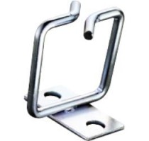 Alantec SA-HK-40-40-O cable organizer Cable tie mount Rack Stainless steel