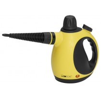Clatronic DR 3653 Portable steam cleaner 0.25 L Black,Yellow 1050 W