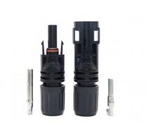 Connector Male + Female MC4 + 4-6mm2 PV-BN101B