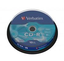 Verbatim CD-R Extra Protection 700 MB 10 pc(s)