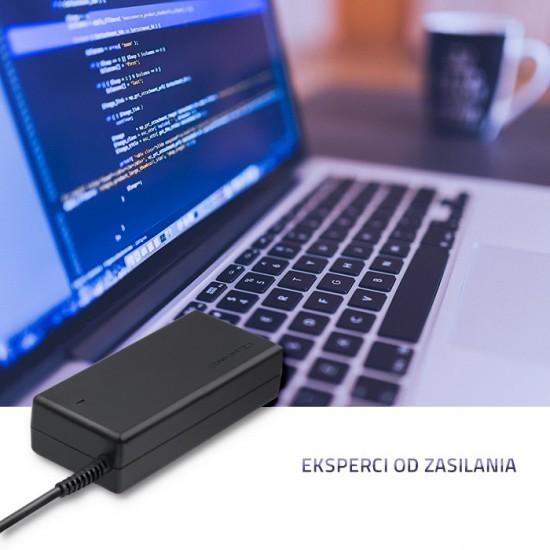 Qoltec 50085.90W power adapter/inverter Indoor Black