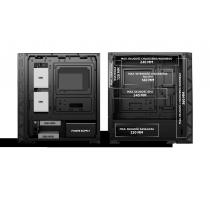 SAVIO PC Case Prime X1 ARGB Glass Black