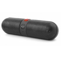 Esperanza EP118KR portable speaker 3 W Black,Red