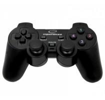 Esperanza EG102 Gaming Controller Gamepad PC,Playstation 3 Analogue / Digital USB 2.0 Black