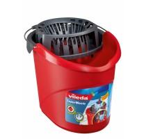 Vileda SuperMocio mopping system/bucket Single tank Red