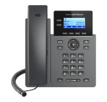 Grandstream Networks GRP2602P IP phone Black 2 lines LCD Wi-Fi