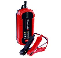 Einhell CE-BC 2 M vehicle battery charger 12 V Black, Red