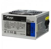 Akyga AK-B1-400 power supply unit 400 W 20+4 pin ATX ATX Green