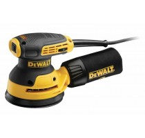 DeWALT DWE6423-QS portable sander Orbital sander Black,Yellow 12000 OPM 280 W