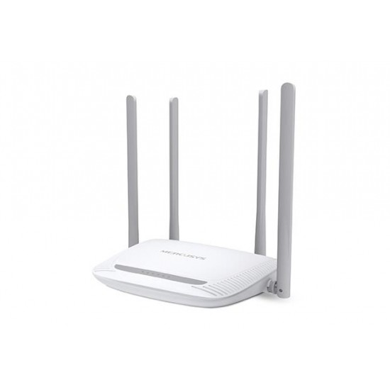Mercusys MW325R wireless router Single-band (2.4 GHz) Fast Ethernet White