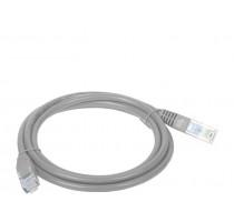 Alantec KKU5SZA2 Network cable 1 m Cat5e U/UTP (UTP) Gray
