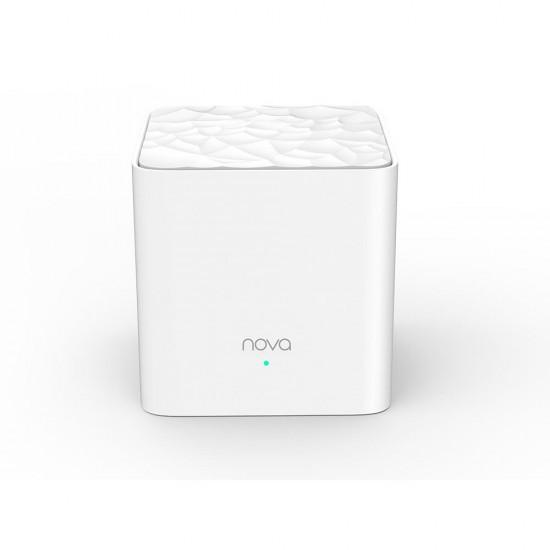 Tenda Nova MW3 wireless router Dual-band (2.4 GHz / 5 GHz) White