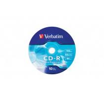Verbatim CD-R 52X 700MB 10PK OPS Wrap EP 10 pc(s)