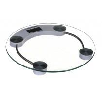 Esperanza EBS007W personal scale Circle White Electronic personal scale